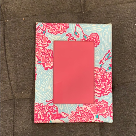 Pi Beta Phi Lilly Pulitzer picture frame
